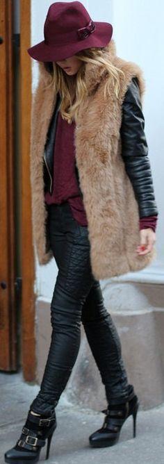 winter style street style ♥✤ | Keep the Glamour | BeStayBeautiful