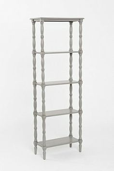 Margot Tall Spindle Bookcase