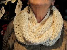 Free Pattern: The Neck Ring Thing by Lizabeth Towers