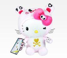 Tokidoki x Hello Kitty 8 Plush
