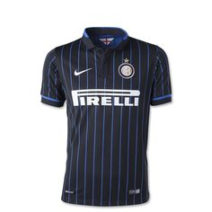 7cd03195e01 Inter Milan 14 15 Home Youth Soccer Jersey Youth Soccer