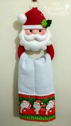 45 Funny and Cute Christmas Decorating Ideas Christmas kitchen; Felt Christmas Ornaments, Christmas Stockings, Christmas Sewing, Christmas Kitchen, Christmas Holidays, Christmas Projects, Holiday Crafts, 242, Decor Crafts