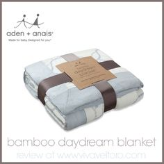 aden + anais Bamboo Daydream Blanket Giveaway, plus enter to WIN the #BMNLove Grand Prize! - Viva Veltoro