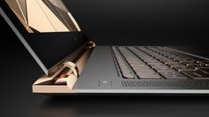 HP has unveiled its new Spectre ultra-thin laptop, the computer maker's answer to the MacBook Air. Find out how the HP Spectre 13 fairs against Apple's premier device in this head-to-head comparison. Macbook Pro 13, Macbook Air, Macbook Desktop, Dell Xps, Windows 10, Hp Spectre Laptop, Ifa Berlin, Laptop For College, Internet Of Things