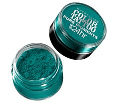 Color Tattoo Pure Pigments Loose Powder Shadow - Never Fade Jade