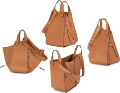 How many shapes can your bag get?