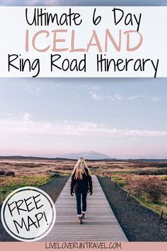 The perfect 6 day Iceland itinerary for a Ring Road road trip. #iceland | #ringroad | top things to do in Iceland | Iceland travel | Iceland itinerary | Iceland things to do in | Iceland travel summer | Iceland summer itinerary | 6 days in Iceland | one week in Iceland | Iceland one week itinerary | Iceland in 6 days | Iceland Ring Road itinerary | Iceland travel tips | Iceland travel guide | best photo locations in Iceland | what to do in Iceland | Iceland road trip itinerary Iceland Travel Tips, Iceland Road Trip, Scenic Photography, Aerial Photography, Night Photography, Photography Tips, Landscape Photography, Iceland Waterfalls, Places To Travel