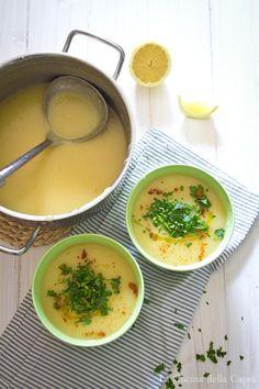 Zuppa spicy di patate dolci