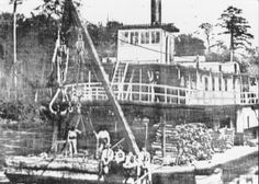 Laurens County Georgia - The Early Years on the Oconee River