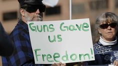 Lawmakers facing recall bids over strict gun laws in Colorado  Democratic state lawmakers in Colorado face recall petition efforts in what looks to be the first wave of fallout over legislative votes to limit gun rights.