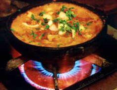 Brazilian recipes tips: Brazilian white fish Stew(Moqueca)