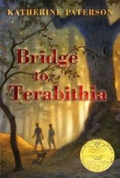 Bridge to Terabithia. One of the 100 Greatest Books for Kids (a list by Parent & Child magazine in its March 2012 issue). For ages 11+.