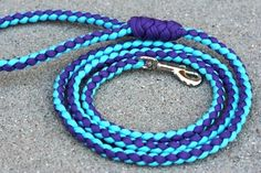 How to make a paracord leash for your pet