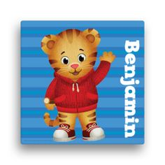 Buy Disney Daniel Tiger Treehouse Pals 3 Piece Sheet Set At Walmart