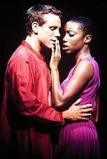Adam Pascal and Heather Headley, Aida