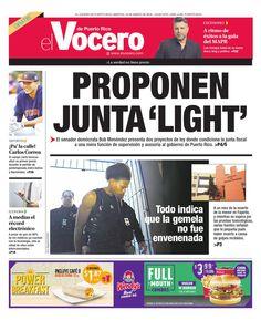 Edición 15 de Marzo 2016  El Vocero de Puerto Rico