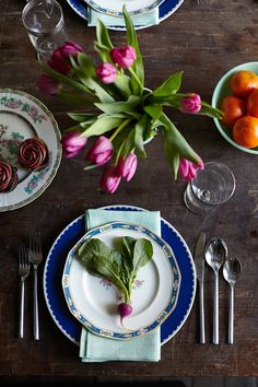 Easter Tabletop | Camille Styles