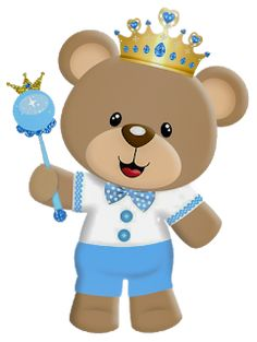 Deco Baby Shower, Baby Boy Shower, Scrapbook Bebe, Diy And Crafts, Paper Crafts, Royal Baby Showers, Teddy Bear Baby Shower, Art Cart, Baby Shower Invitaciones