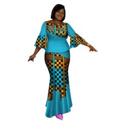 Quality Bazin Riche African Tops and Skirt Sets for Women African Print Dashiki Traditional 2 Piece Skirt Sets Splice Clothing with free worldwide shipping on AliExpress Mobile African Tops, African Wear, African Attire, Short African Dresses, Latest African Fashion Dresses, African American Fashion, 2 Piece Skirt Set, African Fashion Designers, African Traditional Dresses