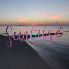"""It's """"Write It Wednesday"""" and I've got my MS Gulf Coast Trip Pt 2 up to share some of my brush calligraphy to go along with my photos. Head on over now!"""
