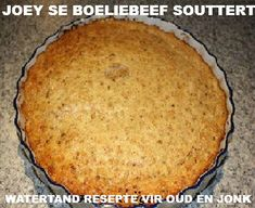 Picture Savory Muffins, Savory Tart, South African Recipes, Tart Recipes, Scones, Quiche, Ham, Baking, Holy Spirit