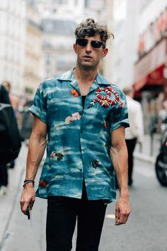 The Best Street Style From Paris Men's Fashion Week Photos   GQ