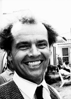 Jack Nicholson.I love him