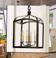 Gothic Lantern by Pottery Barn