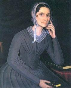 Ammi Phillips (American artist, 1788-1865)  Catherine Stoutenburgh