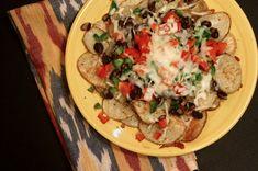 The Slender Kitchen - Delicious Weight Watchers Friendly Recipes Irish Nachos Irish Recipes, Ww Recipes, Mexican Food Recipes, Vegetarian Recipes, Healthy Recipes, Ethnic Recipes, Skinny Recipes, Recipies, Skinny Meals