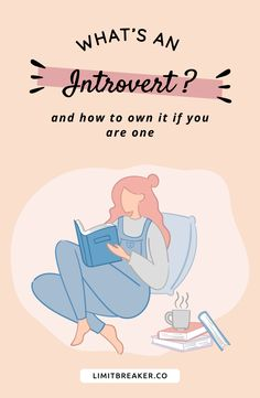 This guide will help you answer questions like, what is an How do you know if you are one? And we'll also share some common questions asked by real people. Being an introvert What Is An Introvert, Introvert Love, Infj Love, Intj And Infj, Extroverted Introvert, Infp, Positive Personality Traits, Infj Personality, Life Changing Books