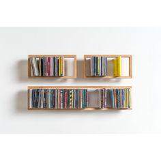 Cd Shelf, Bookshelves, Bookcase, Stainless Steel Brackets, Shelf Ideas, Decoration, Spaces, Room, Home Decor