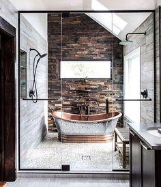 Amazing bathroom ✨ #architectureoskar