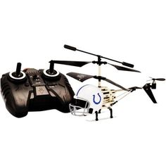 Indianapolis Colts Helmet Copter