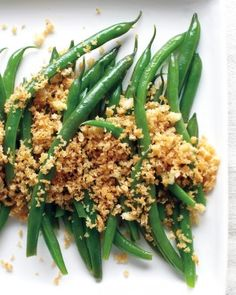 """See the """"Green Beans with Spiced Breadcrumbs"""" in our Green Bean Recipes gallery"""