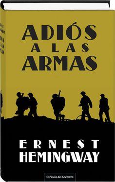 """""""Adiós a las armas"""" de Ernest Hemingway. Leído por los clubes de lectura de la Biblioteca Pública de Soria. http://rabel.jcyl.es/cgi-bin/abnetopac?SUBC=BPSO&ACC=DOSEARCH&xsqf99=193191.titn.+"""