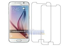 Clear Screen Protector for Samsung Galaxy S6 (Twin Package)
