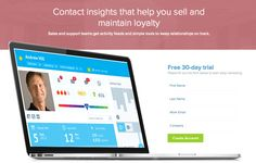 Contact insights that help you sell