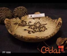 codai centros de mesa en pasta piedra - decoración - arte -