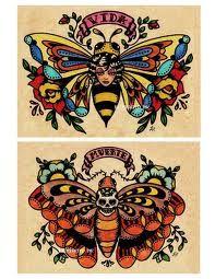 #moth #tattoo. how pretty.