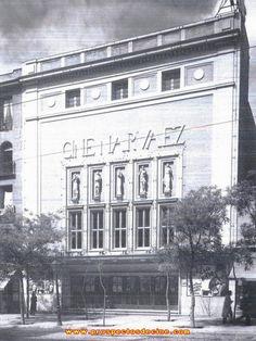 Old Things, Cinema, Exterior, Bauhaus, Art Deco, Modernism, Exhibitions, Architecture, Fotografia