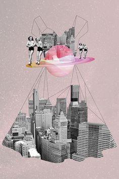 Ceren Kilic Collage