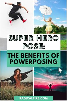 Superheroes have been part of our lives since childhood. But what makes them all the more celebrated is their superhero pose. What is the superhero pose? In what way can it help us in our day-to-day activities? Find out here the benefits of power posing! Self Development, Personal Development, Dividend Investing, Finance Organization, Feeling Insecure, Low Self Esteem, Meaningful Life, How To Gain Confidence, Activity Days
