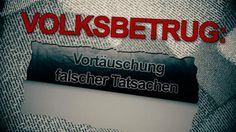 Volksbetrug: Vortäuschung falscher Tatsachen | 14.08.2016 | www.kla.tv/8...