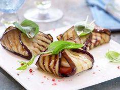 Pakketjes van aubergine - Libelle Lekker!