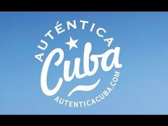 Auténtica Cuba Cuba, Company Logo, Logos, School, Madrid, World, Tourism, Branding, Winter