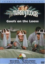 THE THREE STOOGES - GOOFS ON THE L MOVIE