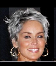 "20 latest short hairstyles that will make you say ""WOW"" . - 20 latest short hairstyles that will make you say ""WOW"" …, # bring - Latest Short Hairstyles, Short Hairstyles For Thick Hair, Short Pixie Haircuts, Short Hair Cuts For Women, Curly Hair Styles, Short Sassy Hair, Formal Hairstyles, Grey Hair Hairstyles, Modern Short Hair"