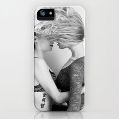 The Kiss iPhone Case by Yopera - $35.00 Kiss, Iphone Cases, Photography, Photograph, Fotografie, Iphone Case, Photoshoot, Kisses, Fotografia