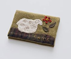 A great last-minute birthday gift idea! Personalize the wool design on the front to match the recipient's interests.
